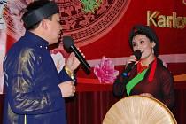 Vietnamci oslavili příchod nového roku