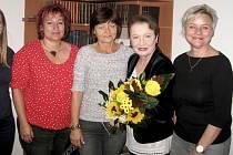 Poezii čínské básnířky Li Čching-čao a současné americké spisovatelky Ericy Jongové představila v Chodově a v Sokolově herečka Hana Maciuchová.