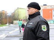Asistent prevence kriminality Dušan Ďuriš působí od začátku prosince v problémových lokalitách.