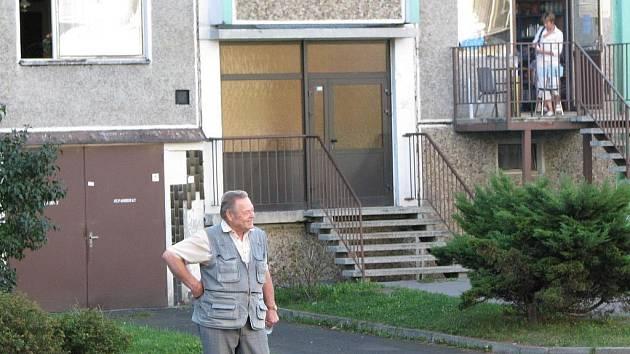 Objekt Domova pro seniory v Chodově převezme od nového roku do své správy bytová společnost Bytservis.