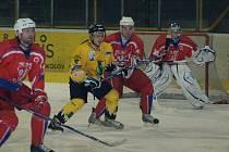 II. hokejová liga Baník Sokolov - Rokycany