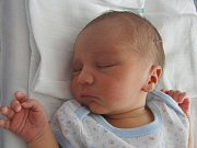 DANIEL MUCO z Nového Sedla se narodil 21. července