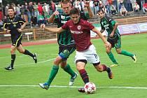 II. liga: FK Baník Sokolov - AC Sparta Praha