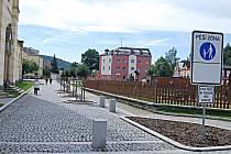 Klidová zóna Kraslice