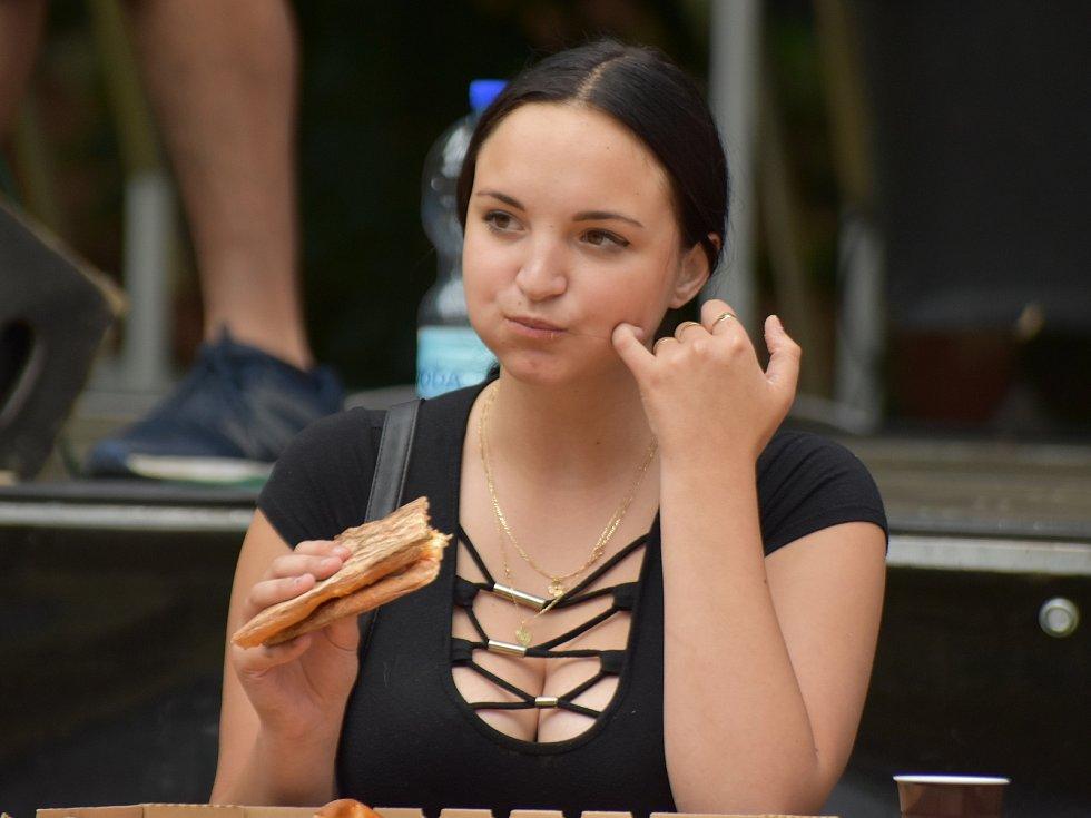 Food festival v Sokolově