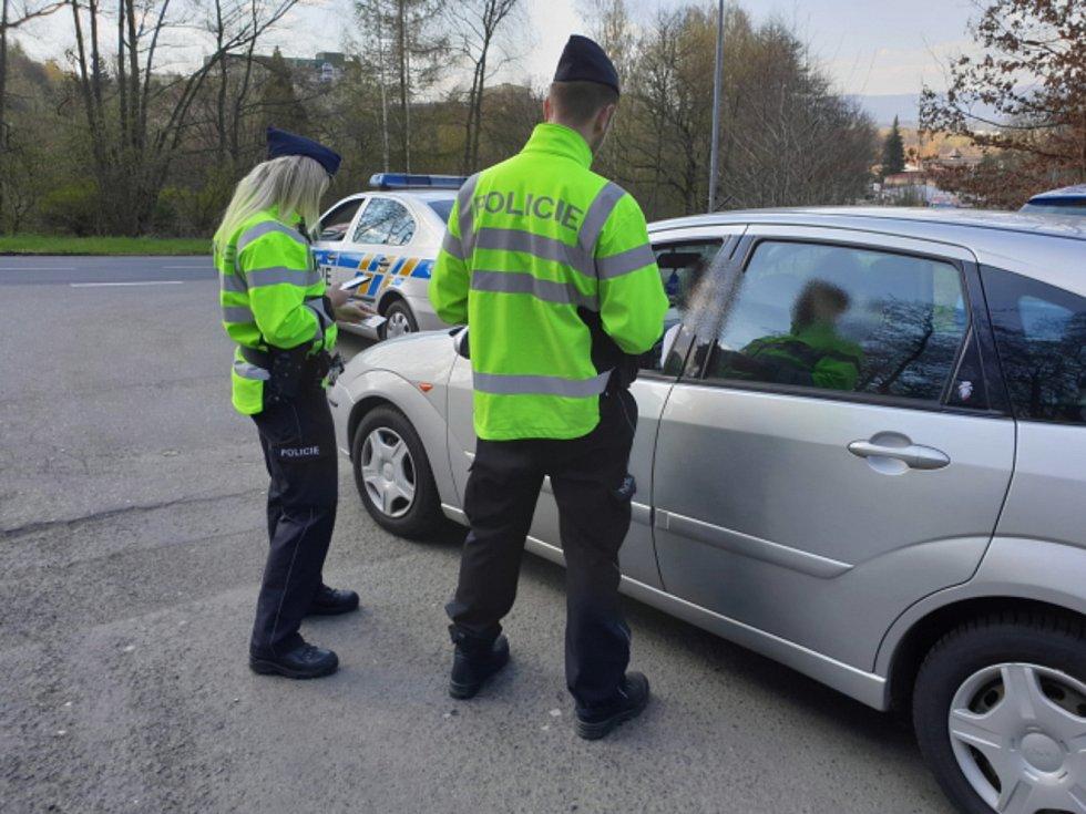 Během prodlouženého víkendu zvýšili policisté dohled na silnicích a uspořádali dopravně bezpečnostní akci.
