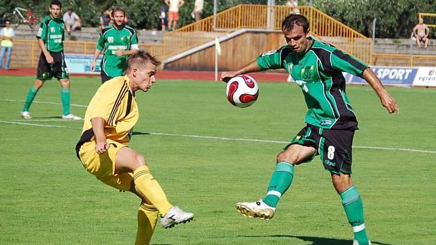 Fotbalisté Sokolova si připsali druhou porážku v lize.
