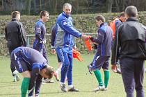 Příprava sokolovských fotbalistů