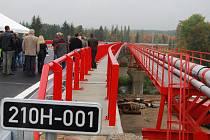 Otevření části západního obchvatu Sokolova