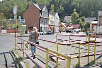 MÍSTO BÝVALÉHO autobusového nádraží vzniknou nová parkovací místa.