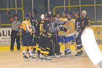 II. hokejová liga: HC Baník Sokolov - HC Klášterec 2:6