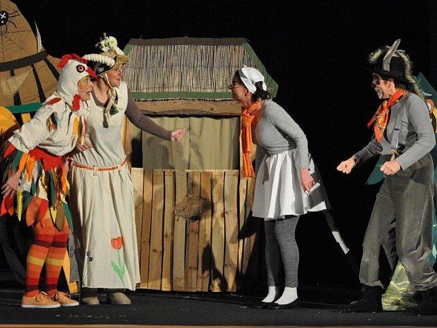 Divadelní soubor Trosky Kraslice (ilustrační foto).