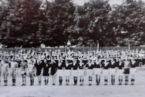 Pohárový zápas v Sokolově, NSTG Falkenau - First Vídeň