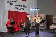 Setkání harmonikářů v Březové u Sokolova