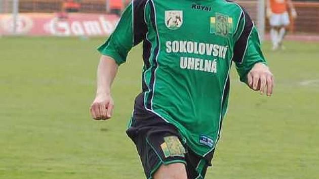 Jiří Mlika se trefil pošesté v sezoně.