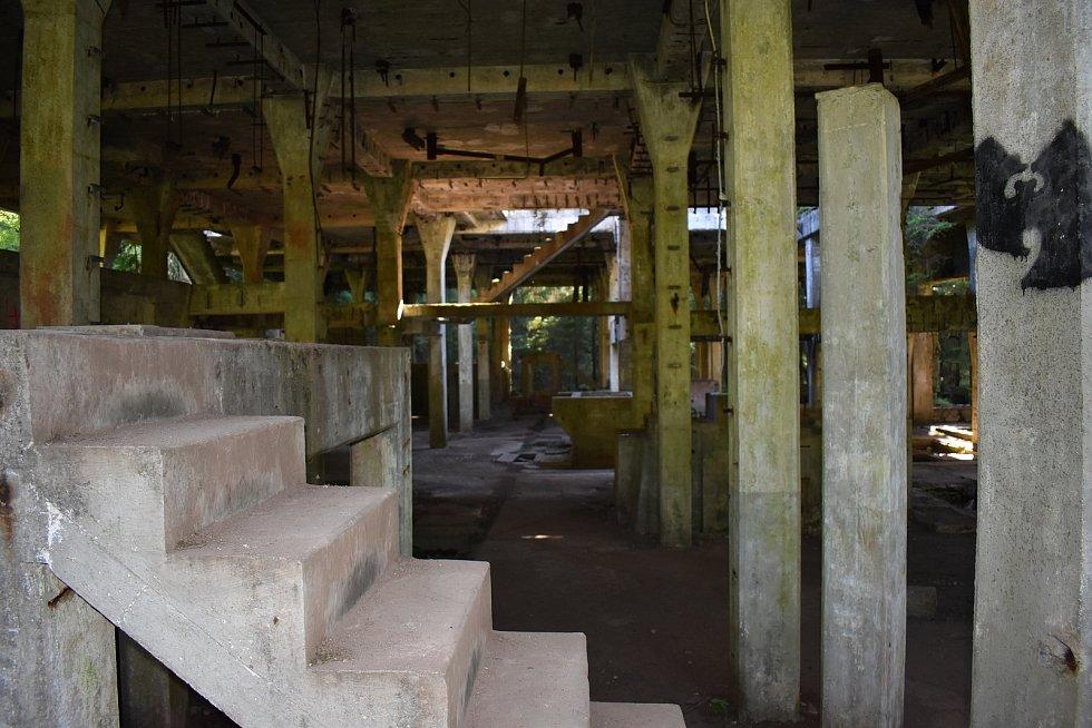 Cínový důl Sauersack