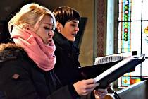ADVENTNÍ VARHANNÍ KONCERT se konal v sobotu v bublavském kostele. Vystoupilo TrioClassic z Plzně. Výtěžek je přes šest tisíc korun. Další koncerty budou pokračovat.