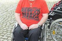 LUDVÍK JANKO je na vozíčku už devatenáct let.