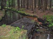 Puškařovská stoka je umělý vodní kanál vybudovaný v 16. století. V současné době je v zanedbaném a nefunkčním stavu.