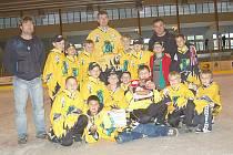 Čtvrtá třída HC Baník Sokolov