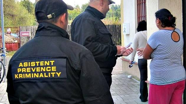 Asistenti prevence kriminality