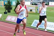 Chodovský sprinter Václav Zich