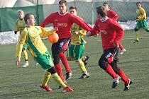 Zimní turnaj Baníku sokolov: Spartak Chodov - FK Baník Sokolov dorost