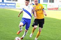 Fotbalová národní liga: Frýdek - Místek vs. Sokolov
