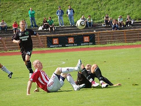 II. liga: FK Baník Sokolov - FK Viktoria Žižkov