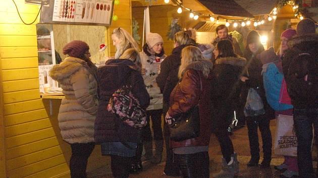 Vánoční trhy v Mariánských Lázních