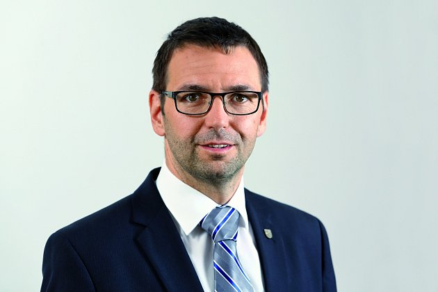 Patrik Pizinger, starosta Chodova