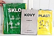 V Sokolově rozdávají zdarma tašky na tříděný odpad.