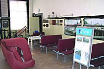 Muzeum železnice.