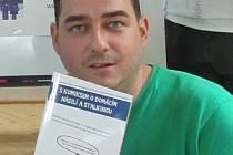 DRŽITEL ceny Křesadlo Milan Hloušek