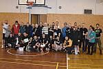 Memoriál Dietmara Müllera v sálové kopané vyhráli FC Jitrnice