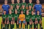 FK Baník Sokolov U11 si drží po první části krajského přeboru mladších žáků 5. místo.