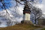 Sokolovský park pod kopcem Hard