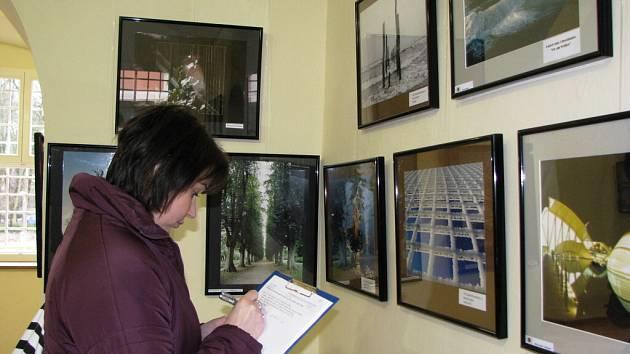 Společná výstava fotografického setkání sestává ze dvou částí a nese název Fascinace fotografií.