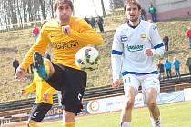 FNL: FK Baník Sokolov - FC Fastav Zlín