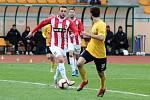 16. kolo FNL: FK Baník Sokolov - FK Viktoria Žižkov