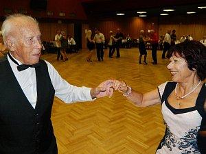 Josef Kábrt tančí celý svůj život.