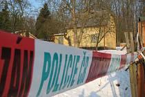 V tomto domě se v únoru odehrál incident, který skončil smrtí jednoho z bratrů.