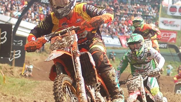 Motokrosové mistrovství světa v Lokti