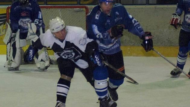 Derby odchovanců sokolovského a karlovarského hokeje Vřesová - Mattoni Ostrov