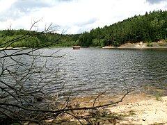 Přehrada v Tatrovicích bude vypuštěná.