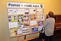 Výstava spolků a neziskových organizací v Kraslicích.