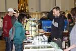 Akvatera trhy se konají v chodovském KASSu pravidelně jednu sobotu v měsíci a jsou stále oblíbenější.
