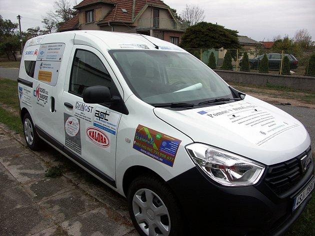 Pomoc v nouzi získala nový sociální automobil.