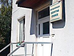 Protialkoholní záchytná stanice v Sokolově.