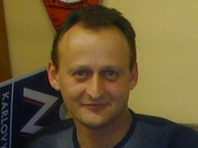 Trenér Pavel Ivanič.